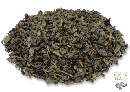 Handcrafted Organic Green Tea