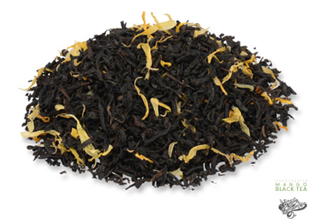 Mango Flavored Black Tea