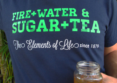 The Elements of Life, Fire+Water & Sugar+Tea